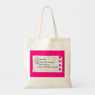Just A Little Reminder Mother's Day Bag