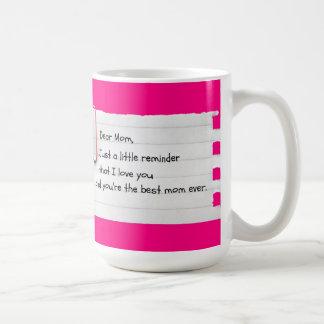 Just A LIttle Reminder Mother's Day Mug