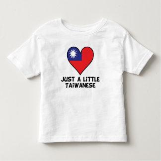 Just A Little Taiwanese Toddler T-shirt