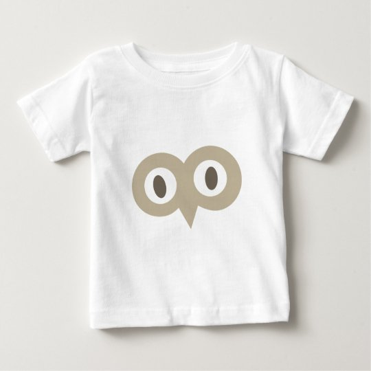 Just A Night Owl Baby T-Shirt