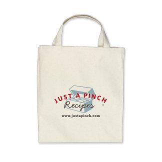 Just A Pinch Recipes Tote Bag