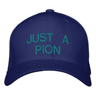 JUST A PION - Customizable Cap at eZaZZleMan.com