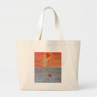 Just a Poor Reflection Jumbo Tote Bag