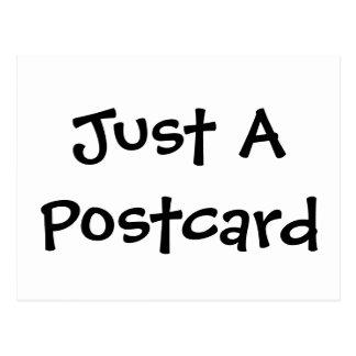Just A Postcard