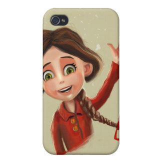 just a smile iPhone 4/4S case