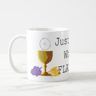 Just a Symbol Flannery O'Connor Mug