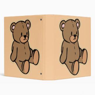 Just a Teddy Bear Binder