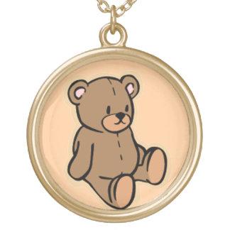 Just a Teddy Bear Necklace