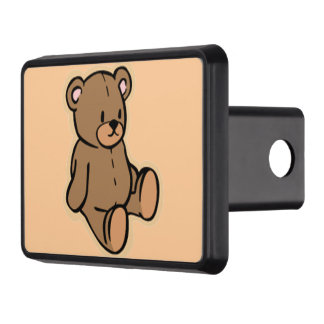 Just a Teddy Bear Hitch Cover