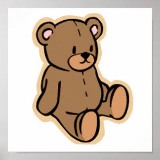 Just a Teddy Bear Print