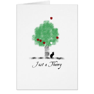 Just a Theory Greeting Card