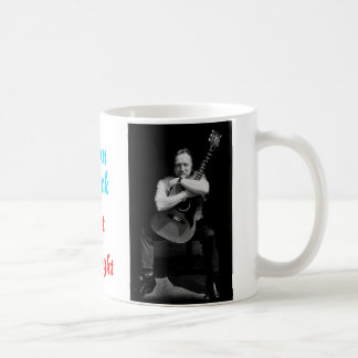 Just A Thought... Classic White Coffee Mug