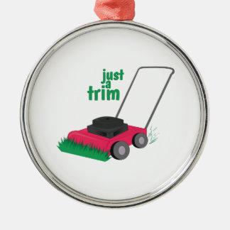 Just A Trim Christmas Ornament