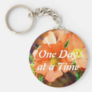 """Just a """"Weed"""" ODAT Basic Round Button Keychain"""