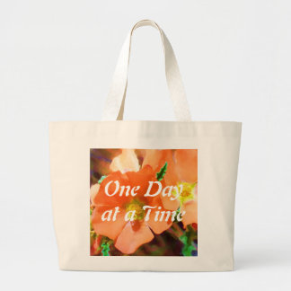 """Just a """"Weed"""" ODAT Large Tote Bag"""