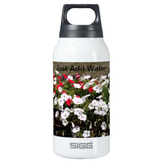 Just Add Insulated Water Bottle