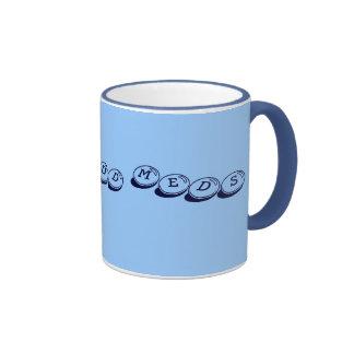 just add meds ringer coffee mug