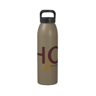 Just Add Water in Chocolate Caramel Water Bottle
