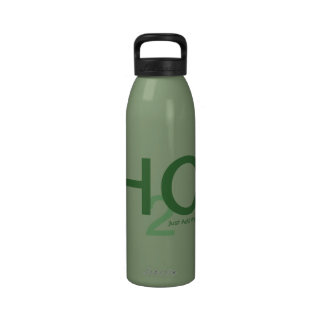 Just Add Water in Edible Edamame Reusable Water Bottles