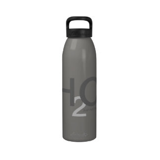 Just Add Water in Gaggle of Grey Reusable Water Bottles