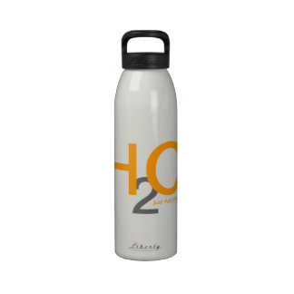 Just Add Water in Perfectly Pure Water Bottles