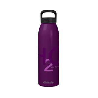Just Add Water in Purple Passion Drinking Bottle