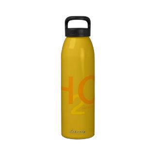 Just Add Water in Simply Saffron Drinking Bottle