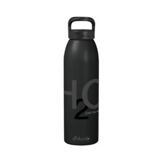 Just Add Water in Special Ops Reusable Water Bottles