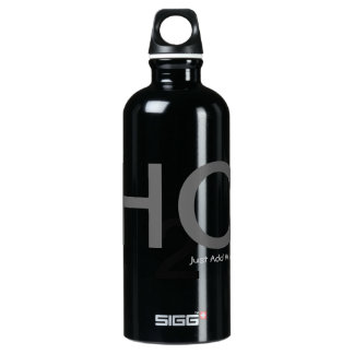 Just Add Water in Special Ops Water Bottle