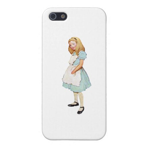 Just Alice iPhone 5/5S Cover
