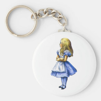 Just Alice Keychain