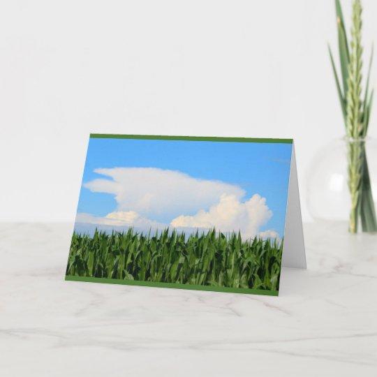 Just Another Corny Birthday Card Card Zazzle