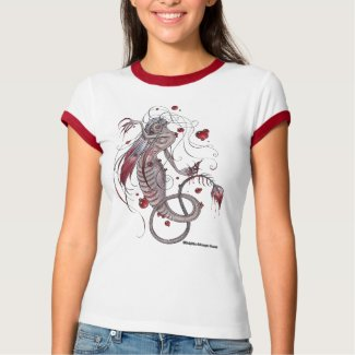 Just Another Fish In The Sea Gothic Shirt shirt