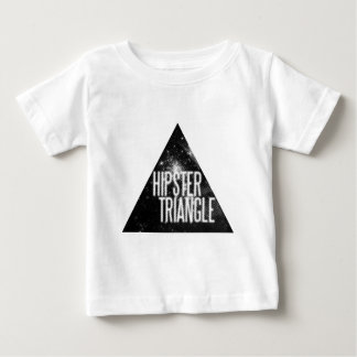 Just Another Hipster Triangle Baby T-Shirt