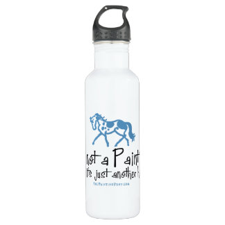 Just Another Horse 24oz Water Bottle