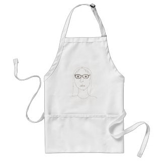 Just another Nerd Adult Apron