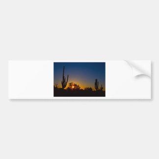 Just Another Sonoran Desert Sunrise.jpg Bumper Sticker