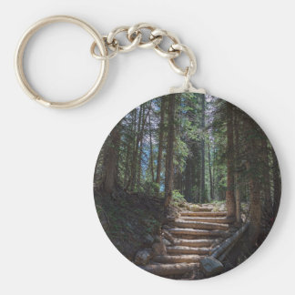 Just Another Stairway To Heaven Keychain