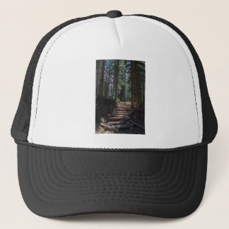 Just Another Stairway To Heaven Trucker Hat