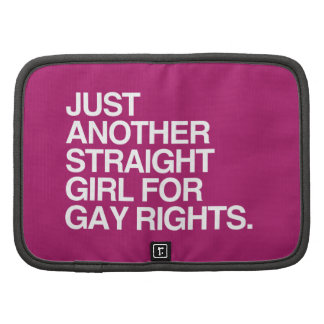 JUST ANOTHER STRAIGHT GIRL FOR GAY RIGHTS -.png Folio Planners