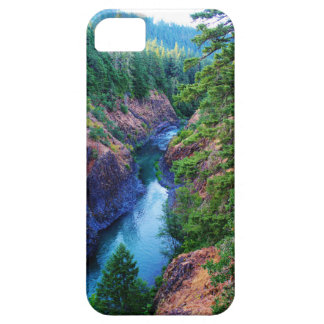 Just Around the River Bend iPhone SE/5/5s Case