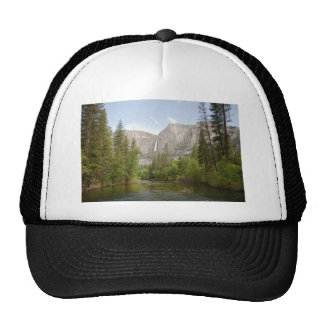 """just around the riverbend"" collection trucker hat"
