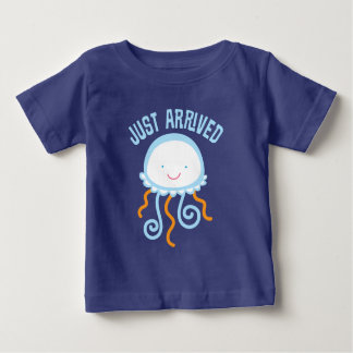 Just Arrived Baby Jelly fish Cute Boys Tshirt