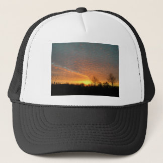 . . . Just Arrived Or Just Going!!! Trucker Hat