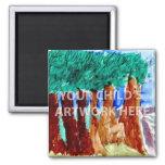 Just Art Magnet  $4.70