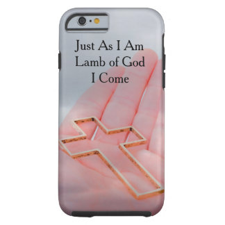 Just As I Am iPhone 6 Case