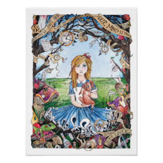 JUST ASK ALICE POSTERS