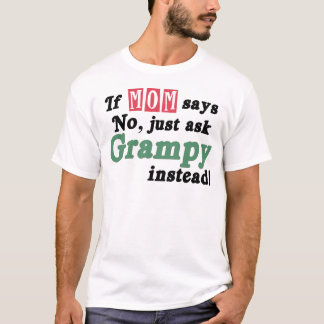 Just Ask Grampy T-Shirt