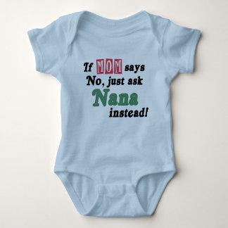 Nana Sayings Kids & Baby Clothing & Apparel