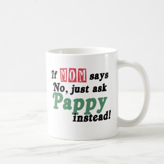 Just Ask Pappy Coffee Mug